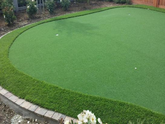 Artificial Grass Photos: Golf Putting Greens Desert Edge California Fake Grass  Back