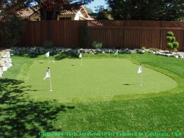 Golf Putting Greens Lemon Grove California Synthetic Turf artificial grass