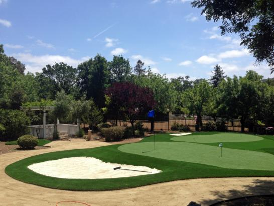 Artificial Grass Photos: Golf Putting Greens Mira Loma California Fake Turf  Front