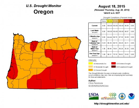 Shocking Climate Changes in Oregon: Drought Report artificial grass