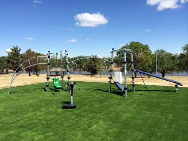 Synthetic Turf Hidden Meadows California Playgrounds  Recreational artificial grass