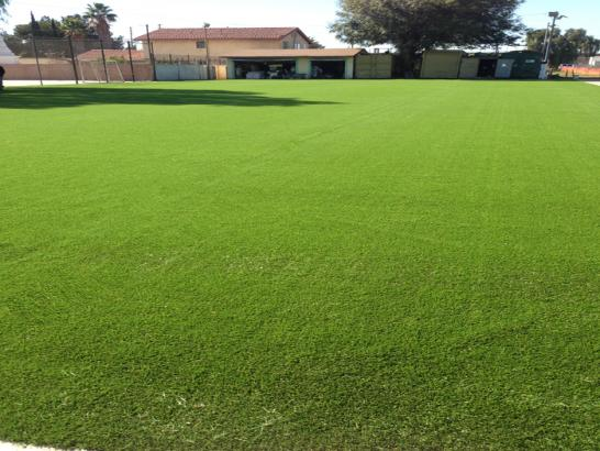 Artificial Grass Photos: Synthetic Turf  School Stadium Cherry Valley California   Pools